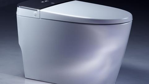 Смарт-унитаз Xiaomi DIIB с дисплеем и ночником за 53 000 рублей