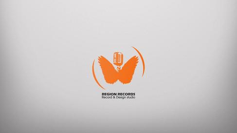 "Заставка ""REGION RECORDS"""