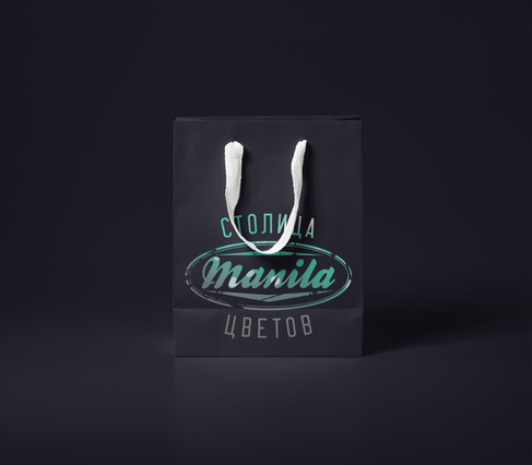 "Логотип ""Manila"""