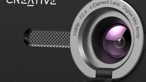 Creative показала веб-камеру Live! Cam Sync 1080p V2 для качественной видеосвязи по цене 3990 рублей