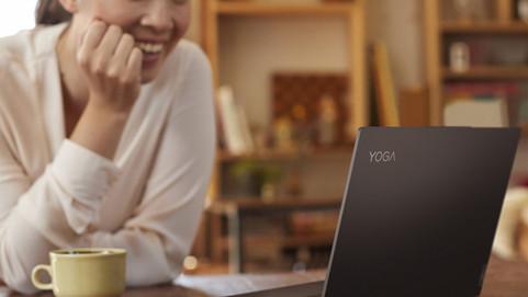 Lenovo выпустит ноутбук Yoga Slim 7 Pro на платформе AMD Cezanne