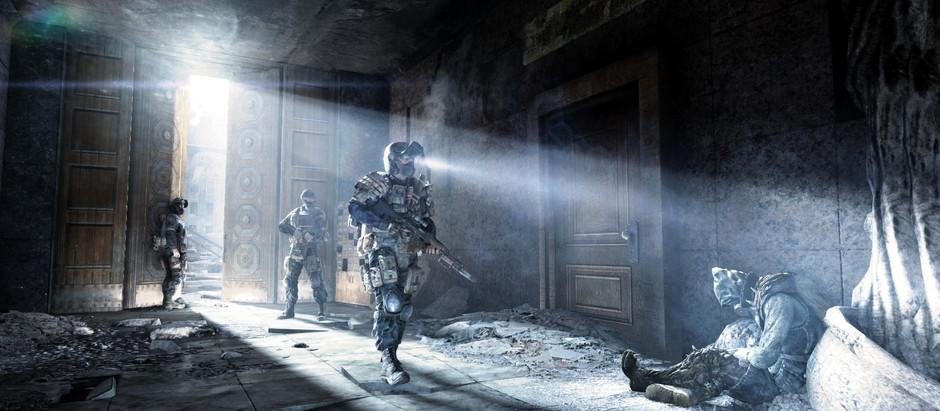 Metro 2033 Redux стала бесплатной на 24 часа в Epic Games Store