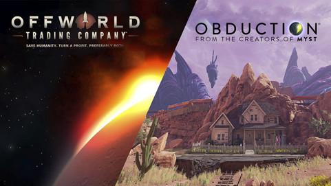 Сразу две крутые игры можно бесплатно забрать в Epic Games Store