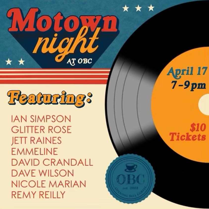 Motown Tribute Show 7:00 pm