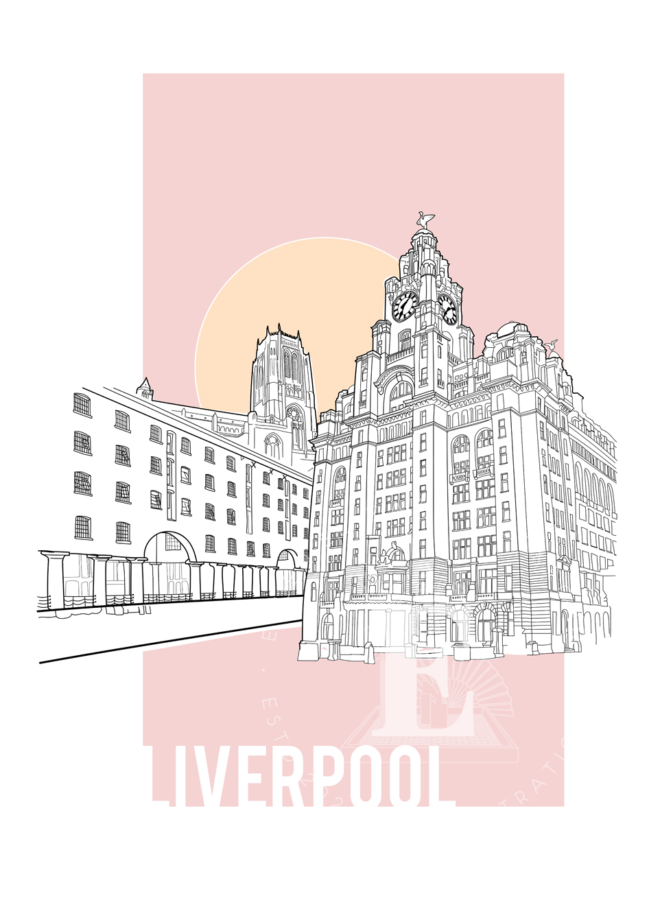 LIVERPOOL PINK