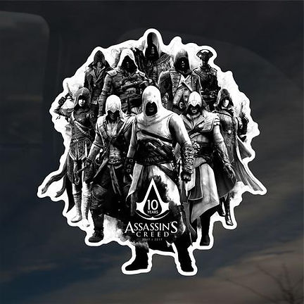 assassins-creed-10-years-characters-grou