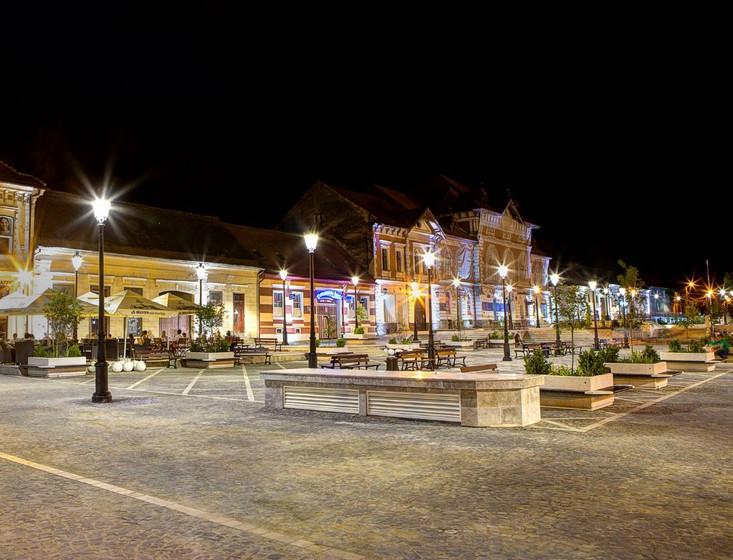 Rasnov Square