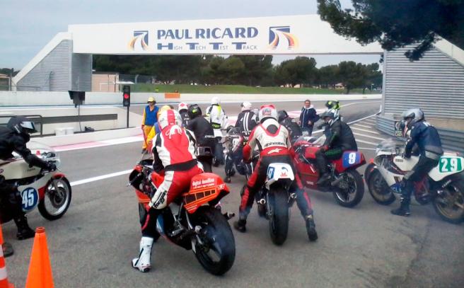 Sete campeões inscritos para a abertura da temporada do ICGP em Paul Ricard