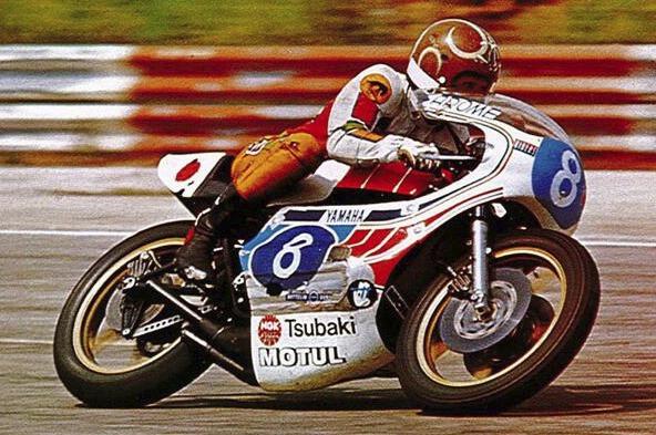 Sankito: a Yamaha TZ com motor de 3 cilindros