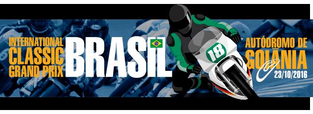 ICGP Brasil divulga a programação para a etapa de Goiânia