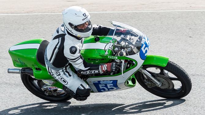 Guy Bertin: um campeão apaixonado por motos e corridas