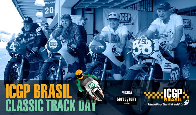 """Em Interlagos, ICGP Brasil Classic Track Day faz """"prévia"""" para 2018"""
