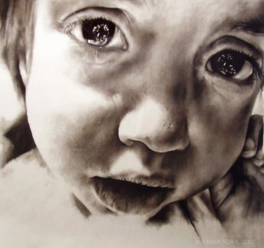 CHILD PORTRAIT / PORTRAIT D'ENFANT