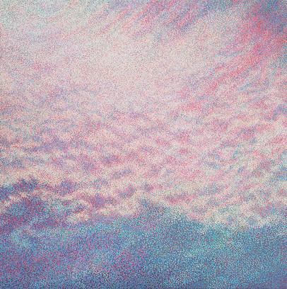 SKY LIKE AN OCEAN
