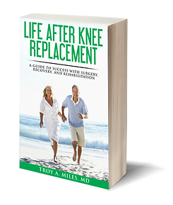 Knee Replacement Book