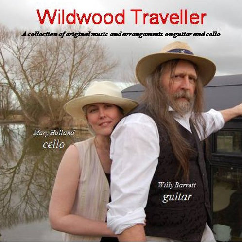 Wildwood Traveller (CD)