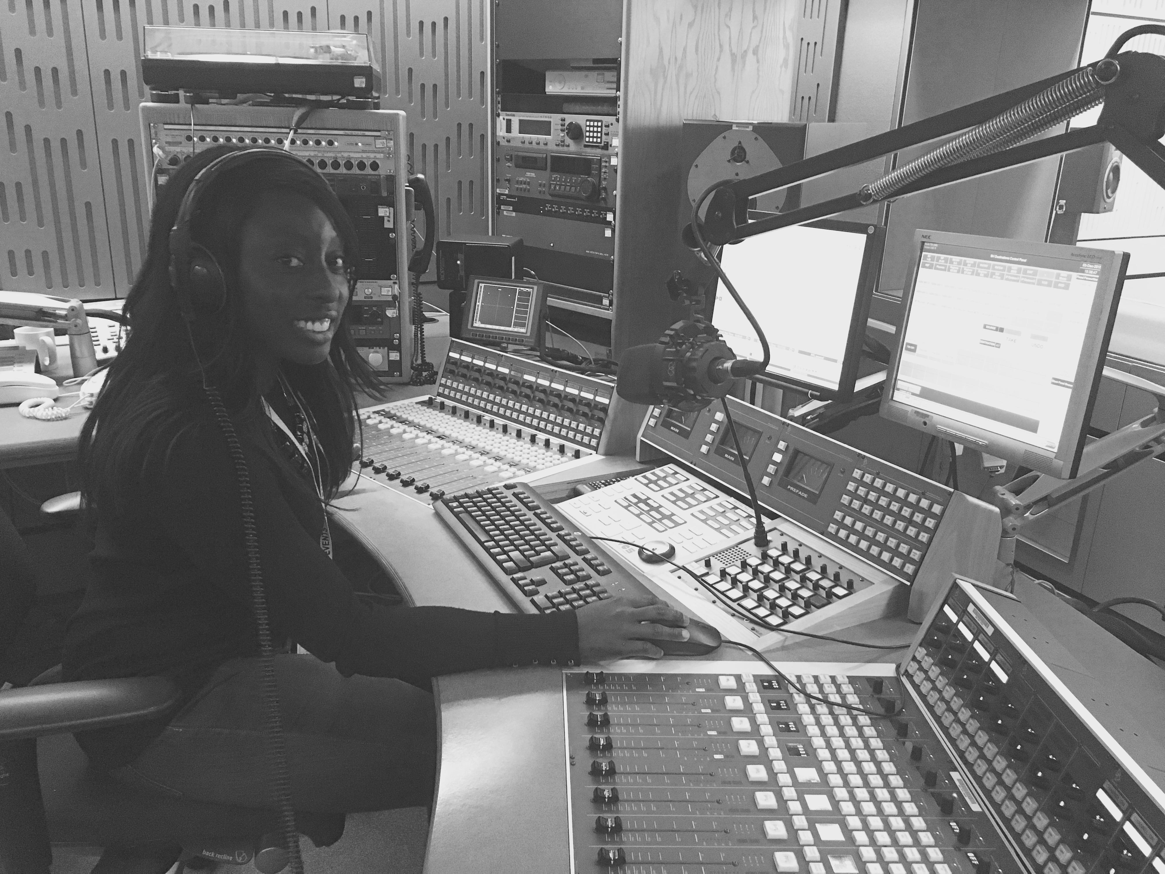 Candice McKenzie BBC Radio