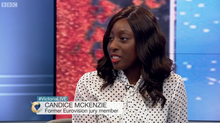 BBC TV Appearance - Victoria Derbyshire Show