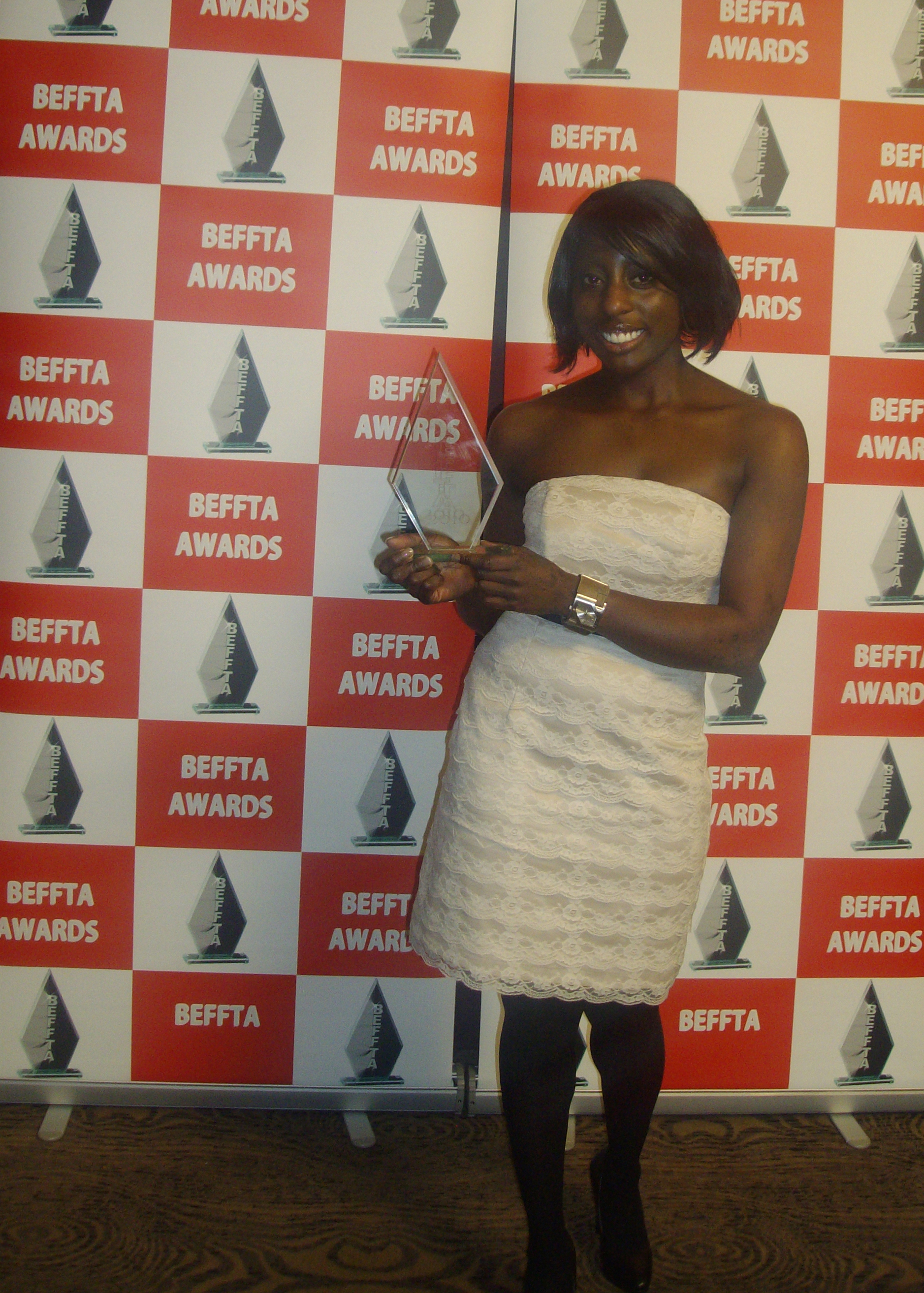 Candice McKenzie BEFFTA Awards
