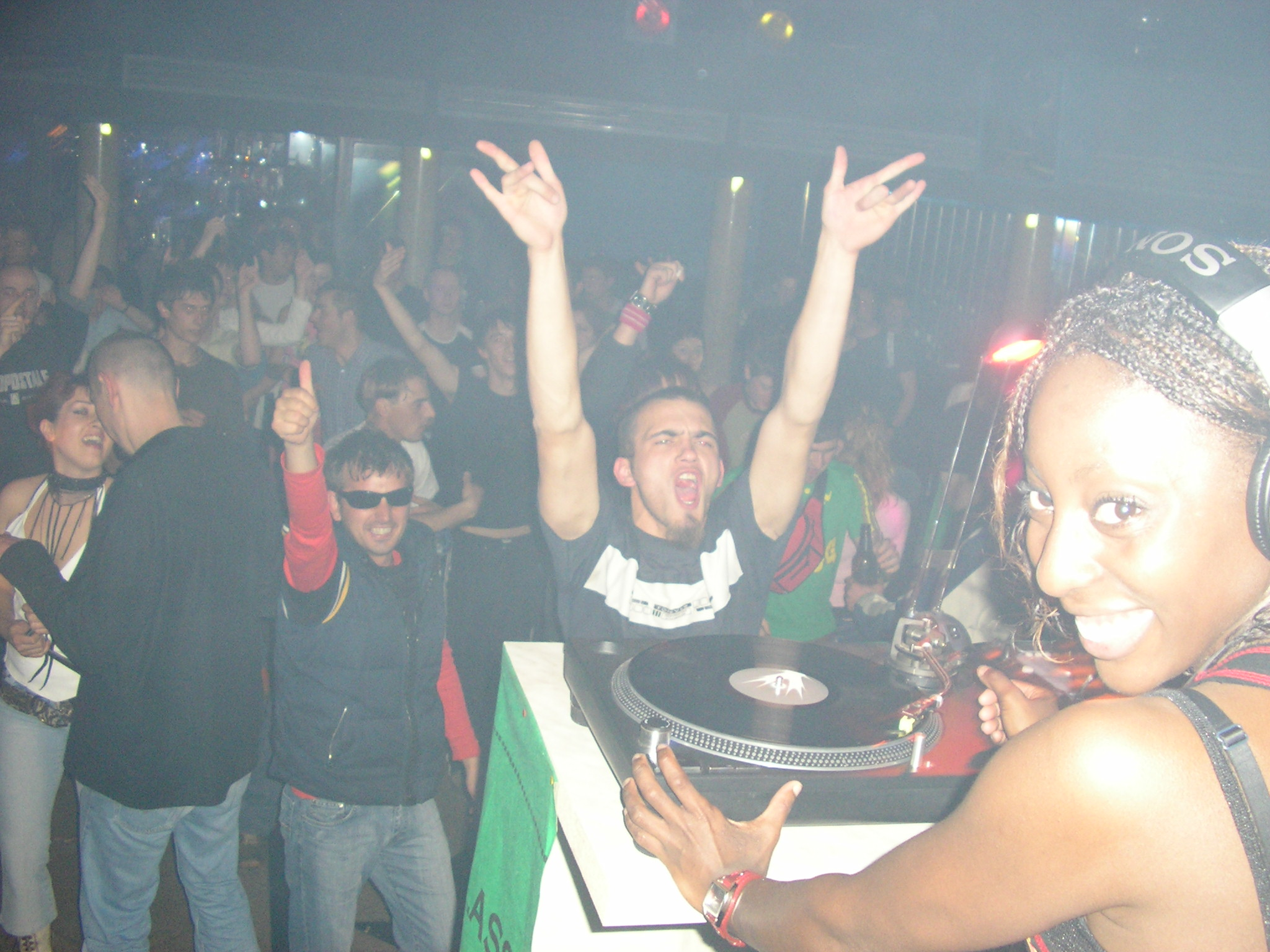 Candice @ Club Extravaganza, Croatia