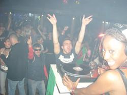 Candice @ Club Extravaganza, Croatia
