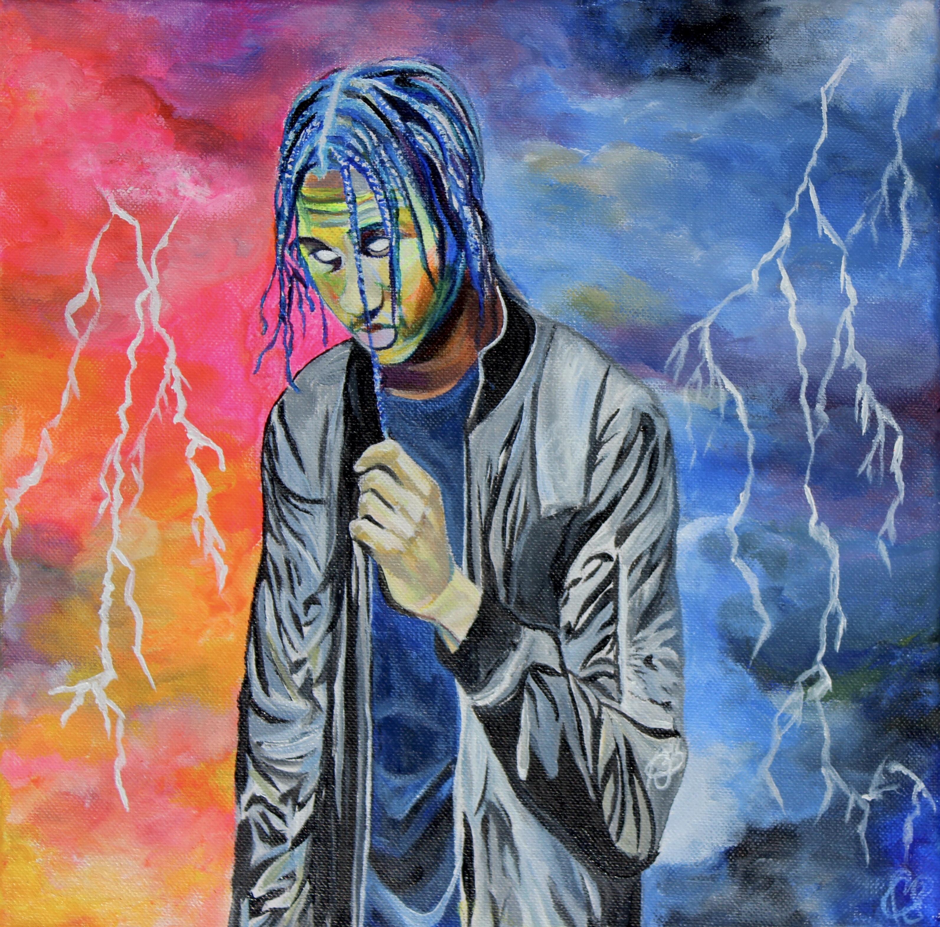 Bolt (Cover Art)