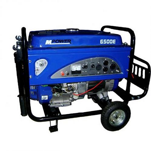 GENERADOR 6.5 KW 110-220v MPOWER 6500E