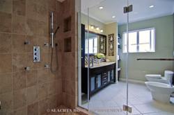 Master bathroom - after renovation