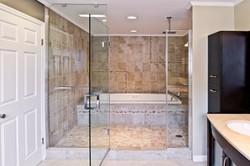 Master bathroom - wet room