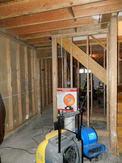 Duplex - 1st floor before remodeling