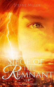 Siege of the Remnant cover
