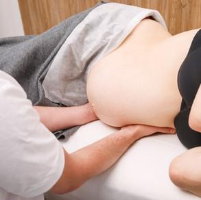 Por que procurar um Osteopata durante a gestação?