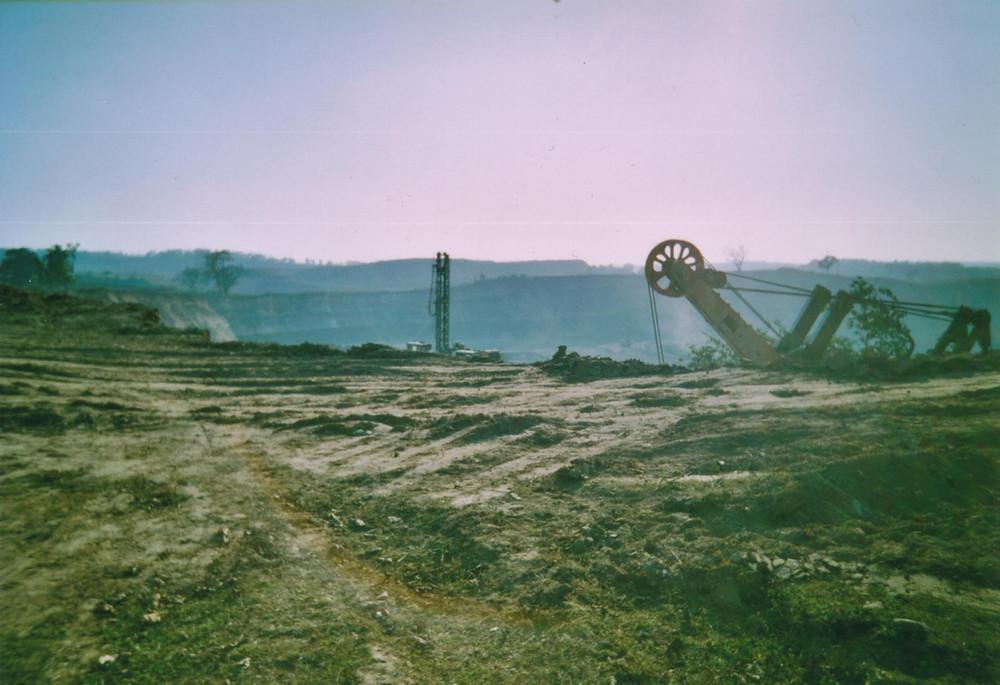 Minen in Jharkhand