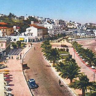Kurzgeschichte: Tanger - Der Schriftsteller