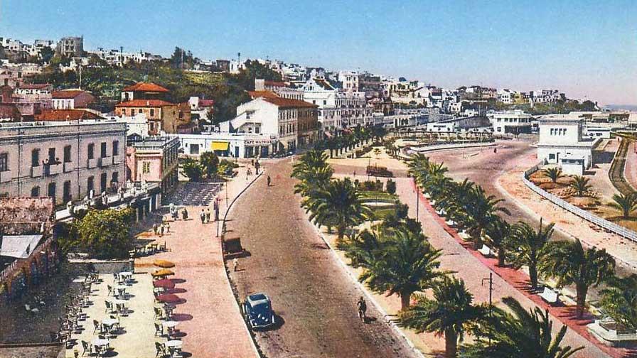 Tanger in der Zeit von Tanger Internationale