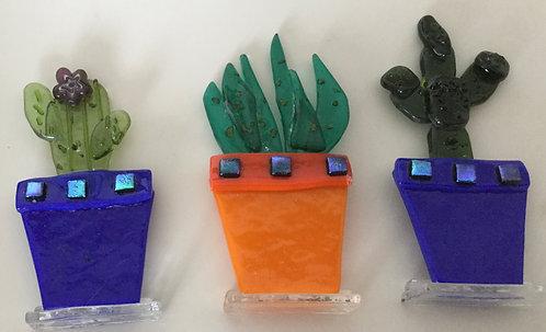 Freestanding  Single Cactus