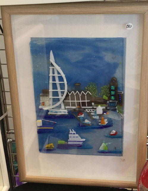 Spinnaker Tower Picture