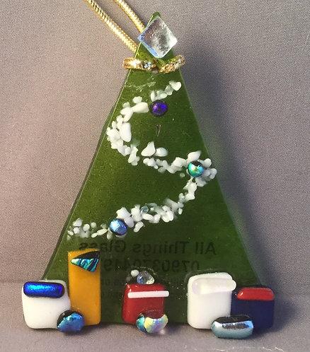 Triangle Christmas Tree Hanger