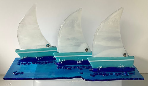 Freestnding Sail Boats