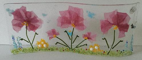 Freestanding Confetti Flowers Wave