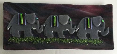 Long Elephant Dish