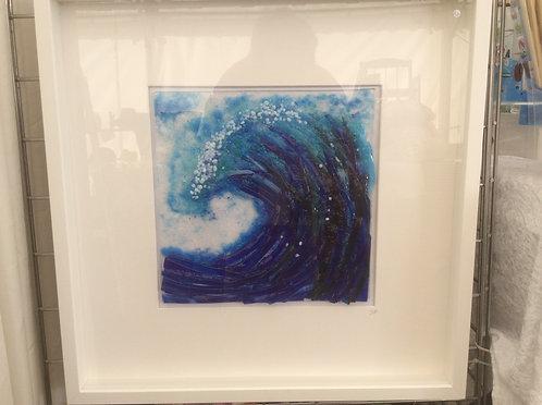 Large Crashing Wave Picture