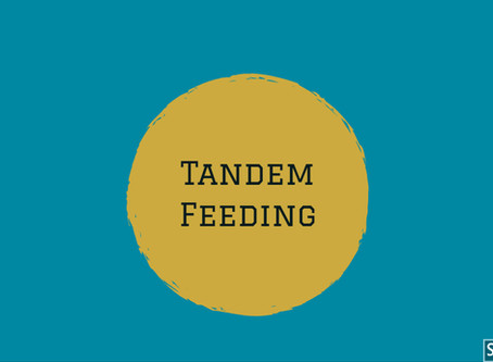 Tandem feeding