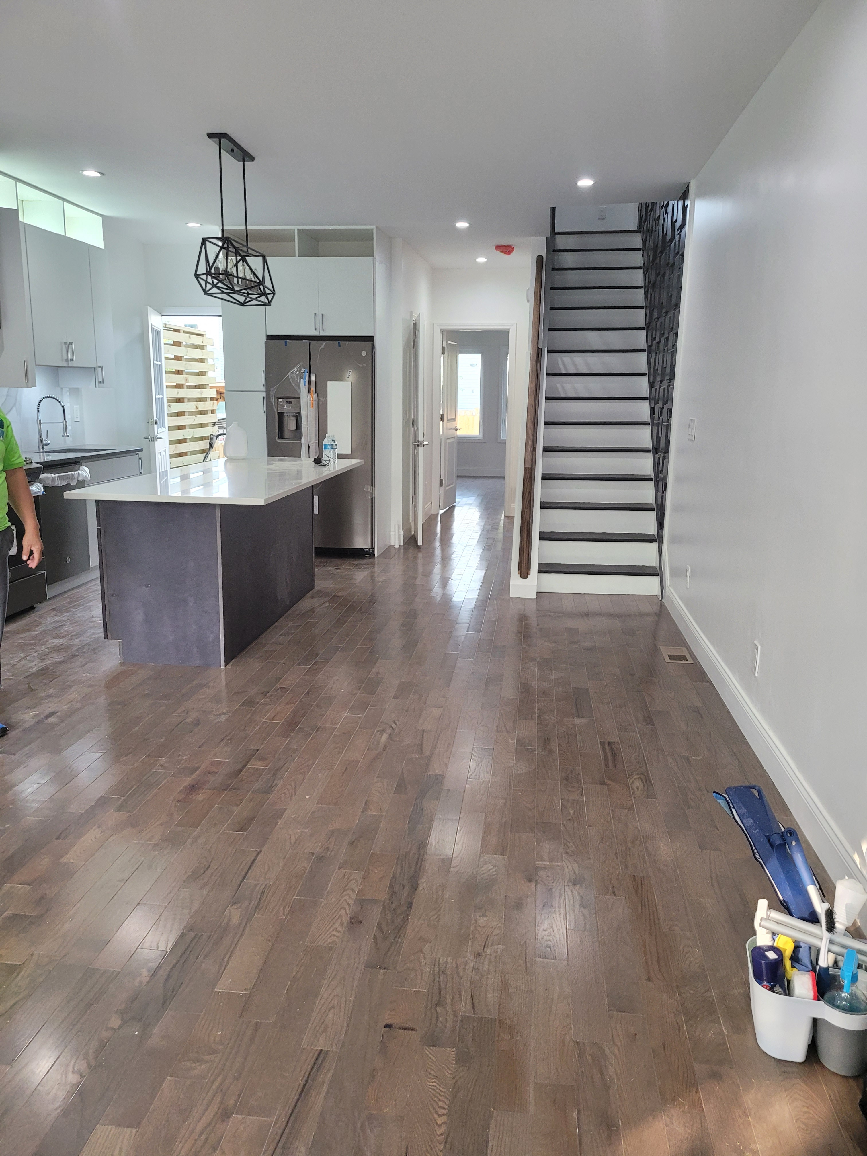 2 bed 1 bath (Move-in/out Cleaning)