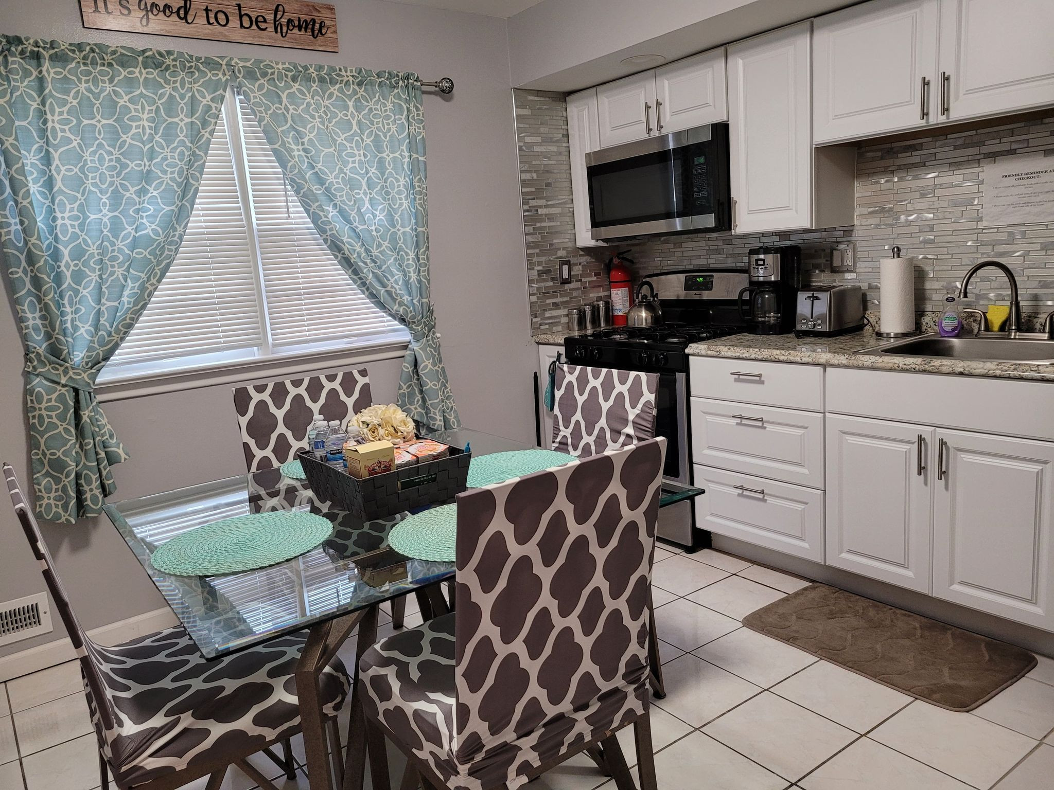 3bed 1 bath(Deep Cleaning)