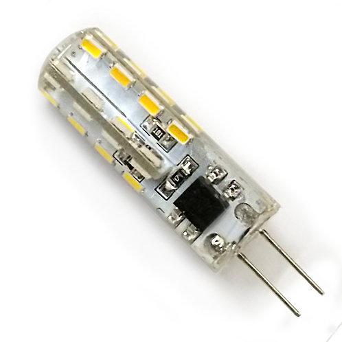 Lâmpada Led JC Bipino G4 5W Bivolt- Branco Frio/Branco Quente
