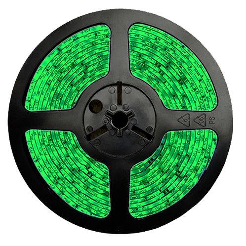 FITA LED 3528 IP65 12V/36W - Rolo 5m (300 leds) - Verde