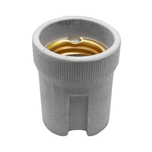 Soquete Porcelana para lâmpadas com base E27