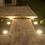 Thumbnail: Balizador Piso LED SMD Embutir Redondo 6W Bivolt IP65 Luz Branca Quente 3000K