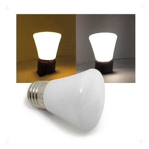 Lâmpada LED Decorativa COROA COLOR 1W 127V E27 - Branca Fria ou Quente